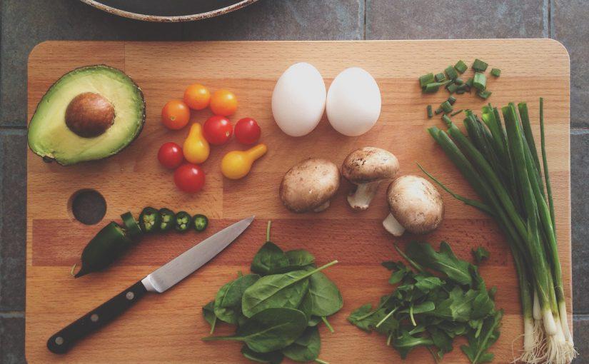 Gezond eten en gezond leven, ook voor ouderen belangrijk