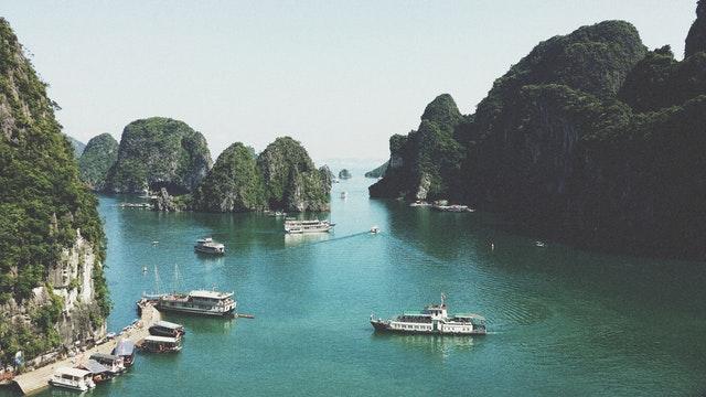 5 mooiste plekken in Zuid-Oost Azië