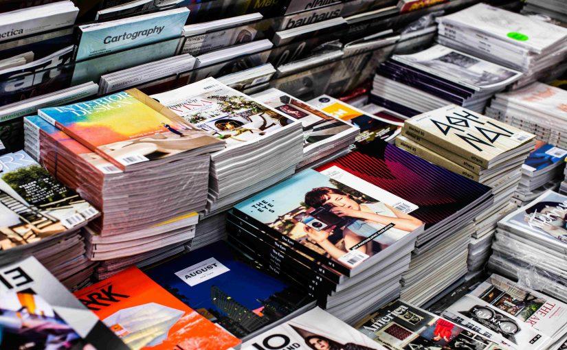 De ergernis van kapotte tijdschriften